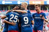 Первые победы ЦСКА и «Локомотива» в новом сезоне российского чемпионата
