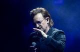 Вокалист U2 Боно сорвал голос во время концерта