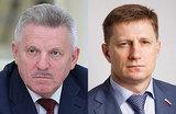 В Хабаровске сыграют договорной матч. Соперники на выборах главы региона пришли к компромиссу