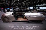 Французский шик: компания Renault представила беспилотник EZ-Ultimo