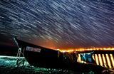 Звездное небо над Владивостоком. Остров Русский.