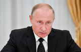 Путин о трагедии в Керчи: «Уже сейчас ясно, что это преступление, мотивы и версии тщательно изучаются»