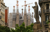 Собор Святого Семейства в Барселоне объявили самостроем