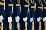 Во время торжественных мероприятий, посвященных 100-летию Рязанского гвардейского высшего воздушно-десантного командного училища имени генерала армии В.Ф. Маргелова (РВВДКУ).