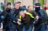 «Бензиновые» протесты во Франции грозят политическим кризисом?