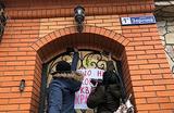 Сторонники автокефалии атаковали резиденцию днепропетровского митрополита