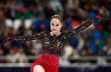 Тройная победа российских фигуристов