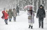 «Москва встала на рельсы температурных качелей»