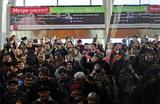 Скорая и МЧС: в московском метро произошла давка