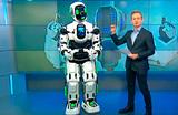 Не тот, кем кажется: робот Борис вышел на международный уровень