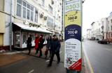 Время парковки в центре Москвы сократилось в три раза