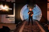 Илон Маск представил высокоскоростной подземный тоннель