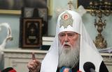 Филарет объявил себя патриархом Киевским и всея Руси