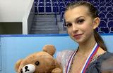 «Я сказала глупость». 13-летняя фигуристка раскаялась в своих словах о допинге
