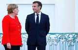 Париж и Берлин заключат новый договор о сотрудничестве и единении