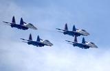 «Небесный цветок» «Русских витязей»: была ли новая фигура высшего пилотажа?