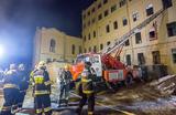 Почему обрушились перекрытия и кровля в петербургском университете ИТМО?
