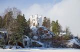 Единственный на всю Россию скальный пейзажный парк «Монрепо» в опасности
