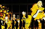 Фестиваль китайских фонариков в Чаочжоу, Китай.