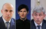 Российские бизнесмены, изменившие представление о России: версия Forbes