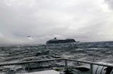 Viking Sky прибыл в порт Молде