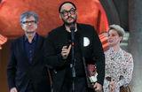 Серебренников: «Надеюсь, мне дали награду, потому что действительно понравился спектакль»