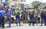 Жертвами взрывов на Шри-Ланке стали более 180 человек