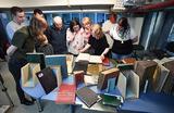 «Библионочь»: участники акции писали фанфики, слушали бардов и интересовались книжными новинками