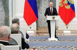 Путин: «Если у нас будет общее гражданство, от этого только выиграют и русские, и украинцы»