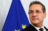 У Штрахе глаза велики: вице-канцлер Австрии ушел в отставку