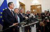 После отставки вице-канцлера в Австрии объявлены досрочные выборы в парламент