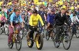 Велопарад в Москве: праздник и конфликт