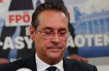 В Австрии набирает обороты скандал с отставкой вице-канцлера Штрахе