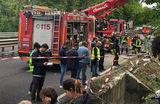 Посольство РФ в Италии: в ДТП с автобусом пострадали граждане России и Армении