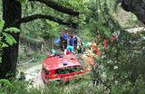 СМИ: десять россиян пострадали при опрокидывании автобуса в Италии, есть погибший