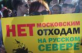 Верховный суд отказал в проведении референдума о запрете ввоза московского мусора в Архангельскую область