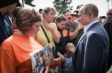 «Ничего хорошего нет». Владимир Путин раскритиковал ликвидацию последствий паводка в Иркутской области