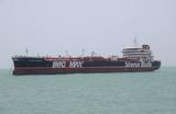 «Это пощечина Великобритании»: Иран задержал танкер под британским флагом