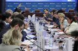 Как прошла встреча главы ЦИК Эллы Памфиловой с кандидатами в депутаты Мосгордумы?