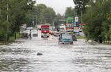 «Сейчас все были готовы». Уровень воды в Амуре приблизился к отметке «опасное явление»