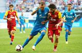 После двухнедельного перерыва возобновилось первенство России по футболу