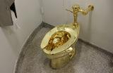 «Украли дорогостоящий туалет, сделанный из золота». Из резиденции Черчиллей похитили унитаз стоимостью $6 млн