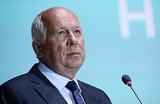 Владимир Путин присвоил Сергею Чемезову звание Героя России