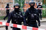 Два человека погибли во время стрельбы в немецком городе Галле