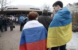 «Левада-центр»: россияне и украинцы стали одинаково хорошо относиться друг к другу