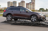 Subaru Outback — продуман до миллиметра