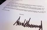 «Не будь крутым парнем, не будь дураком!» BBC опубликовала письмо Трампа президенту Турции