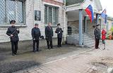 В Вологодской области депутат увековечил себя на стене ОВД