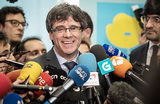 Бельгийский суд отпустил Карлеса Пучдемона на свободу