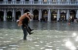Россияне не стали аннулировать туры в Венецию из-за наводнения